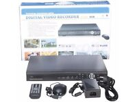 4 channel Digital Video Recorder with free 1 TB HDD inside