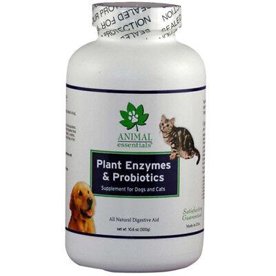 Pflanze Enzyme & Probiotika Pulver für Hunde & Katzen 10.6 O