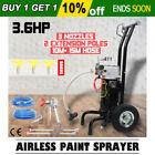 Unbranded Airless Sprayer Home Air Paint Sprayer