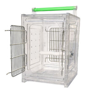 See-through Acrylic Parrot Carrier