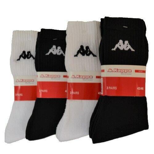 Kappa® Socken Sportsocken Tennissocken Arbeitssocken Freize
