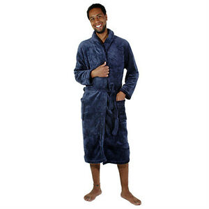 Luxury-Port-903-Mens-Fleece-Lounge-Leisure-Robe-In-Small-Medium-Large