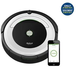 iRobot 695 Wifi Vacuuming Robot