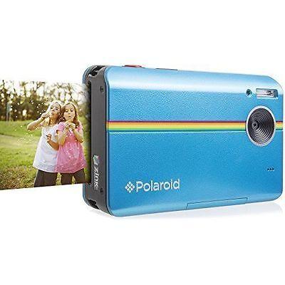 Polaroid Z2300 Digital Instant Print Camera, 10MP, 2x3 ZINK Photo Paper