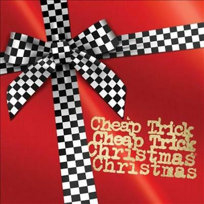 CHEAP TRICK - CHRISTMAS CHRISTMAS * NEW CD (Christmas Cheap)
