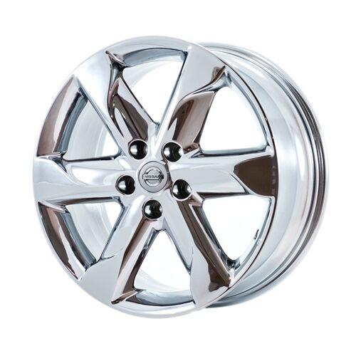 4 Nissan Murano Chrome Wheels Rims Factory Exchange 18