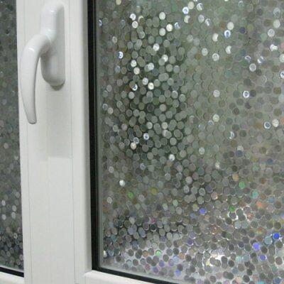 Adesivo per finestre Privacy 67004 Pellicola da Finestra senza colla, Cerchi ...