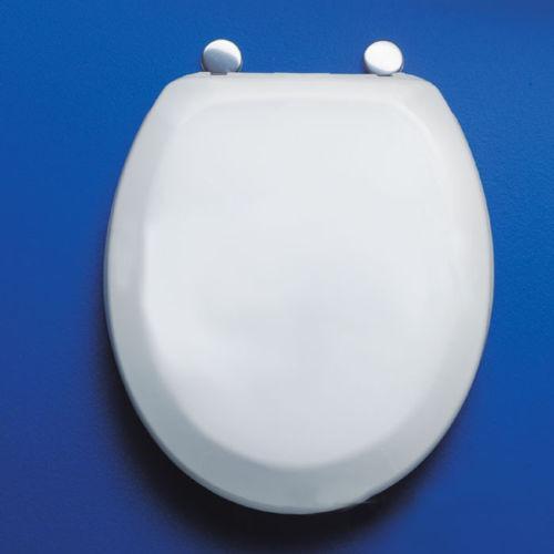 40cm round toilet seat.  Armitage Shanks Toilet Seat eBay