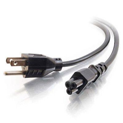 C2G 6ft 18 AWG 3-Slot Laptop Power Cord