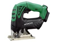 Hitachi 18V Cordless 4 Stage Orbital Action Jigsaw CJ18DSL/W4 - BARE