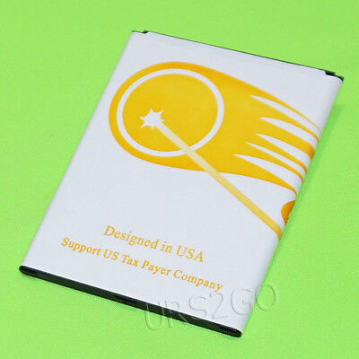 5090mAh Extended Slim battery For AT&T Samsung Galaxy Mega 6.3 i527 i9200 i9205