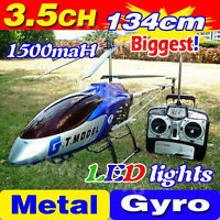 Brand New! QS8006 3.5 Channel RC Helicopter Ready To Fly