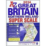 A-Z Road Atlas