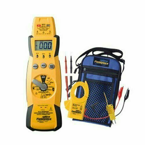 Fieldpiece HS33 Expandable Manual Ranging Stick Multimeter HVAC/R Full Featured