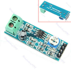 LM386-Audio-Amplifier-Module-200-Times-5V-12V-Input-10K-Adjustable-Resistance