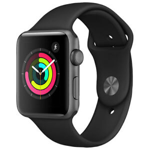 Apple Watch Series 3 38mm Space Gray (Brand New In Box)