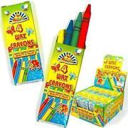Packs of Crayons