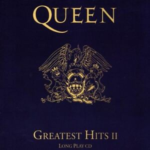 QUEEN GREATEST HITS II REMASTERED CD NEW