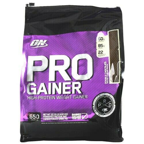 optimum pro gainer lean muscle mass weight