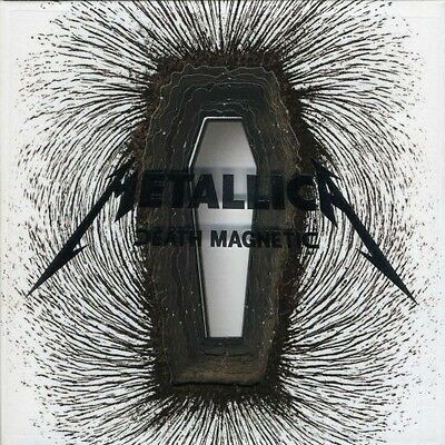 Metallica Death Magnetic Import Cd Rare Limited Edition Digipack W  Sticker New