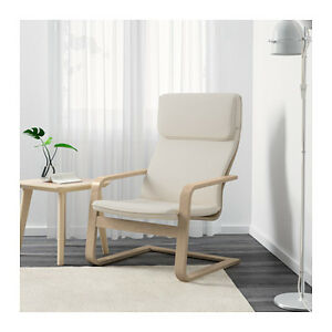 2 reclining white armchairs (Pello)