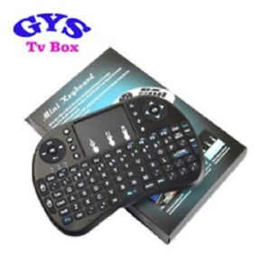 Wireless Keyboards and Remotes for Android box (Rechargeable)
