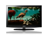 "Samsung 32"" HD Ready 720p LCD TV with Original Box"