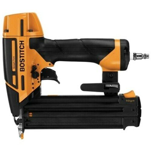 Brad Pneumatic Nailer 18 Gauge Oil Free Operation Smart Poin