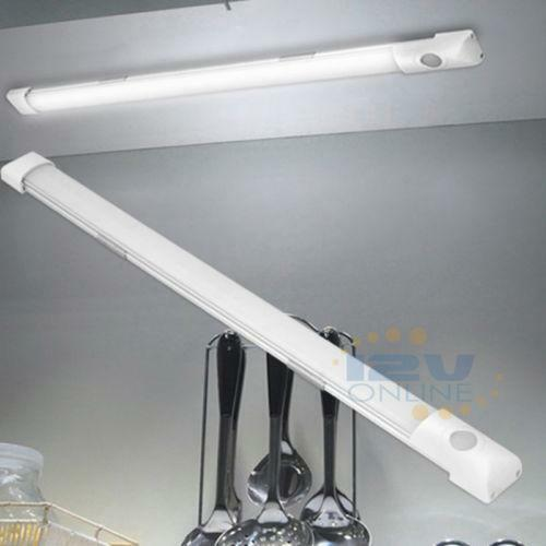 12v Led Under Cabinet Counter Strip Light Rv Camper: RV LED Lights