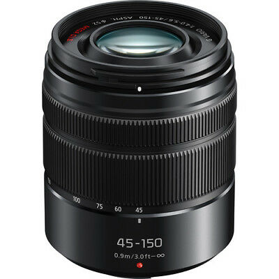 Panasonic Lumix G Vario 45-150mm f/4.0-5.6 Aspherical Mega O.I.S Lens