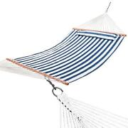 Blue Striped Hammock