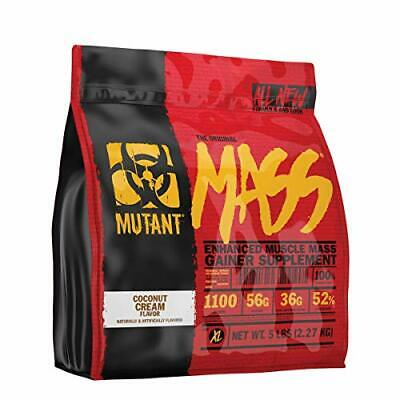 Mutant Mass Weight Gainer Protein Powder – Build Muscle Si