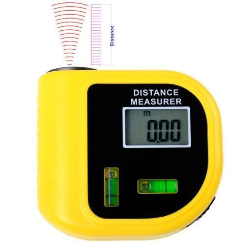 Electronic Tape Measure : Laser tape measure ebay
