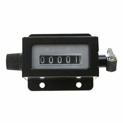 D67-f Black Casing 5 Digits Mechanical Pull Stroke Counter