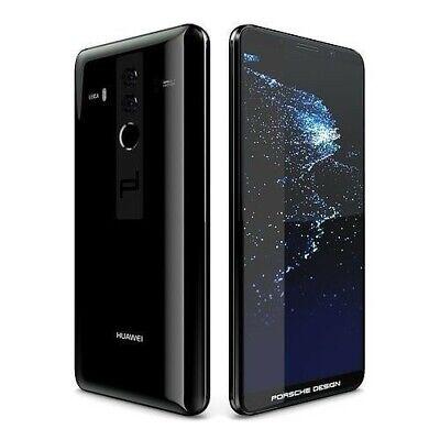 Huawei Mate 10 Porsche Design - 256GB - Diamond black (Unlocked) Smartphone