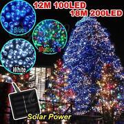 Solar Fairy Lights 200