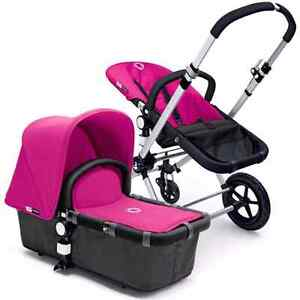 Limited edition hot pink Camelon  Bugaboo