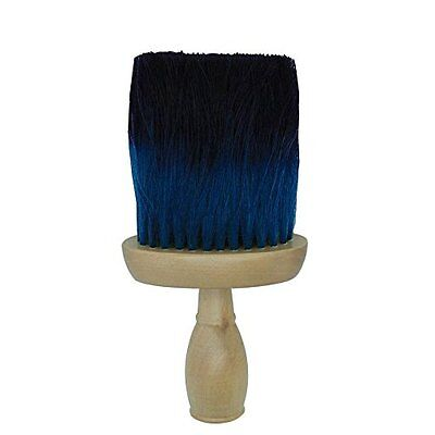 Scalpmaster ND-17 Barber Salon Hair Stylist Cutting Tool Neck Duster Brush BLUE