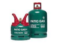 Calor patio gas