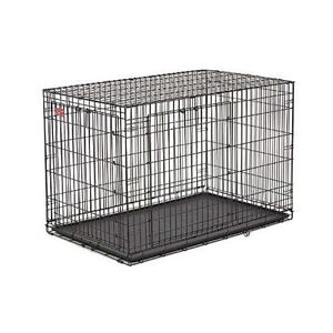 """Midwest double door dog crate NEW IN BOX 24"""" and 30"""" London Ontario image 4"""