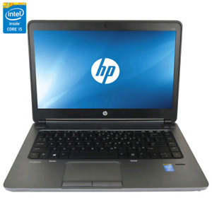 HP probook 640 Intel i5 8gb ddr3