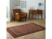 **SOLD OUT,JOHN LEWIS Royal Heritage PAZYRK Very LARGE RUG,Persian,Country House,Like OKA Kilim