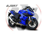 AJS R7 SPORTS MOTORCYCLE 125CC - Brand New - Sports Bike For Sale