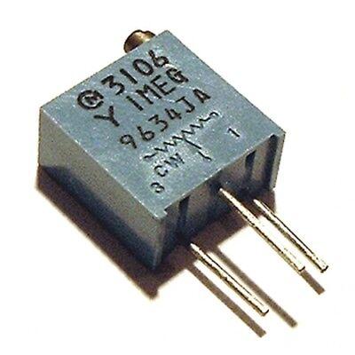 1 Meg Ohm Trimmer Trim Pot Variable Resistor 3106y 10