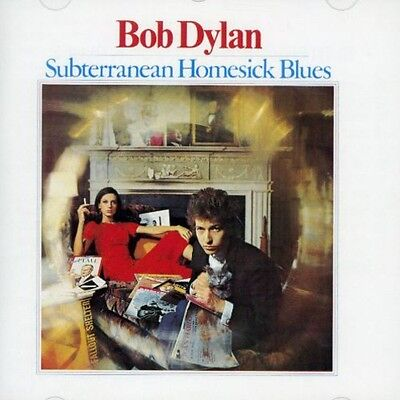 Bob Dylan - Subterranean Homesick Blues [New CD]