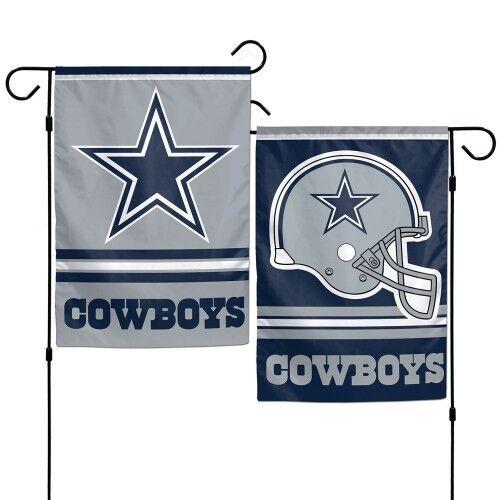 "NFL Dallas Cowboys WCR08366013 Garden Flag, 11"" x 15"""