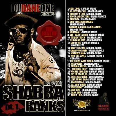 Dj Dane One - The Best Of Shabba Ranks Mix