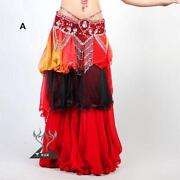 Silk Belly Dance Skirt