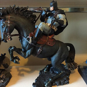 BATMAN STATUES 14.5 to 12 INCH VARIOUS STATUES $300.00