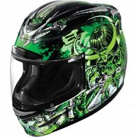 ICON AIRMADA SHADOW WARRIOR HELMET/CASQUE DE MOTO SHADOW WARRIOR